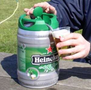 Heineken Brings You 5 Litres Of Fun