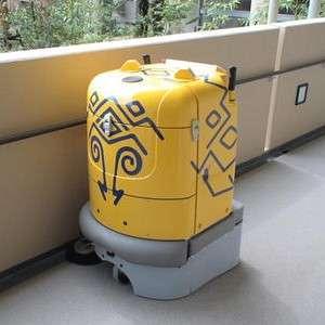 Robotic Janitor