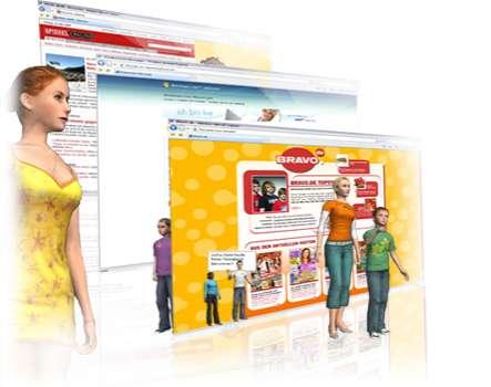 Avatars For Social Web Browsing