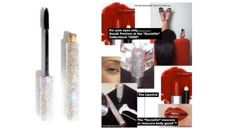 Ultra-Luxury Makeup