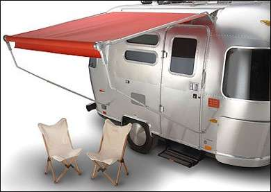 Mobile Pod Hotels - DWR Airstream RV