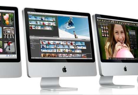 Apple's New iMac Released