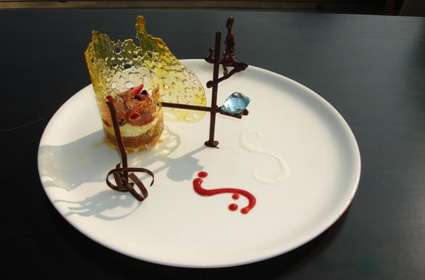 World's Most Expensive Dessert - $14,500 Fortress Aquamarine