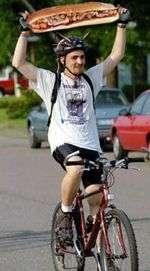 Bike and Eat Marathon