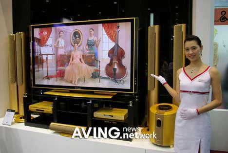Luxury LCDs