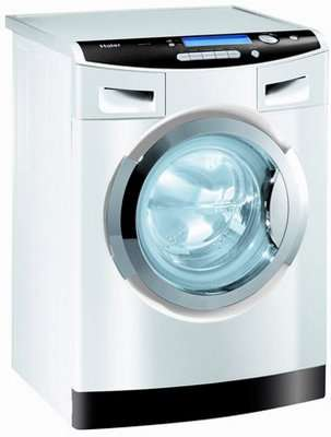 Detergent-Free Washing Machines - Environmentally Friendly Laundry