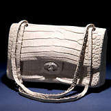 "$260,150 Chanel ""Diamond Forever"" Tote"