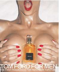 Tom Ford's Racy New Ad