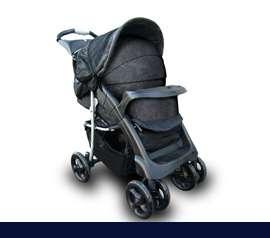 Bullet-Proof Baby Stroller