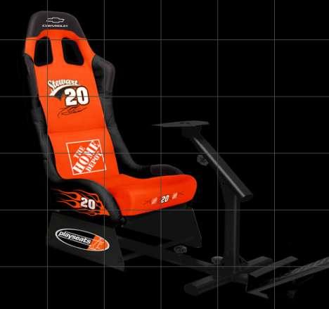 Racing Seats For Gamers - Consoles Get Comfy