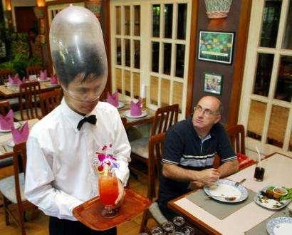 Cabbage & Condom Restaurant