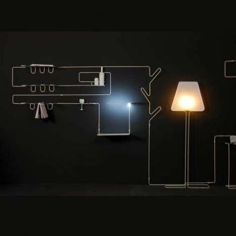 Linear Furniture