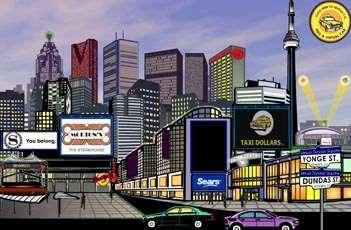 3D City Excursion
