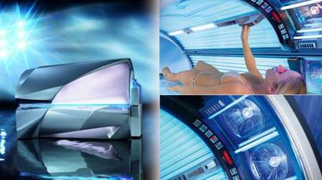 At-Home Luxury Sunbeds