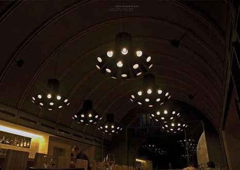 Koosh Ball Lamps