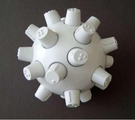 Braille Education Balls