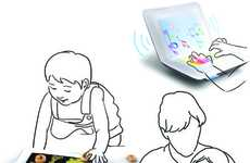 Touchscreens for Tots