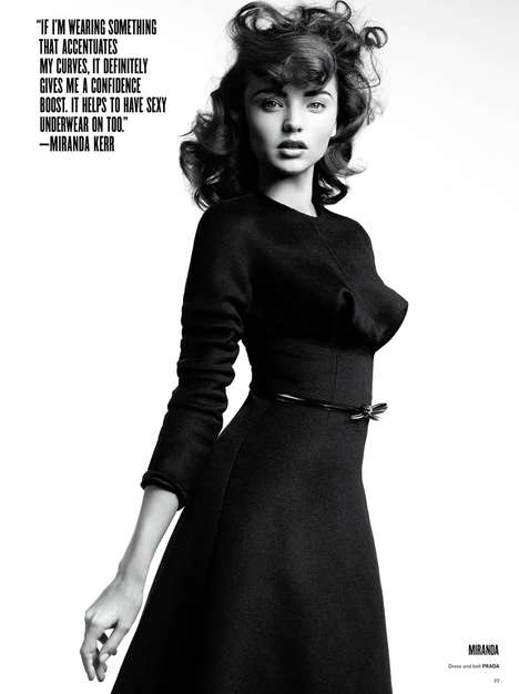 50s Housewife Shoots - The V Magazine Summer Issue Brings a New Vision of Womanhood