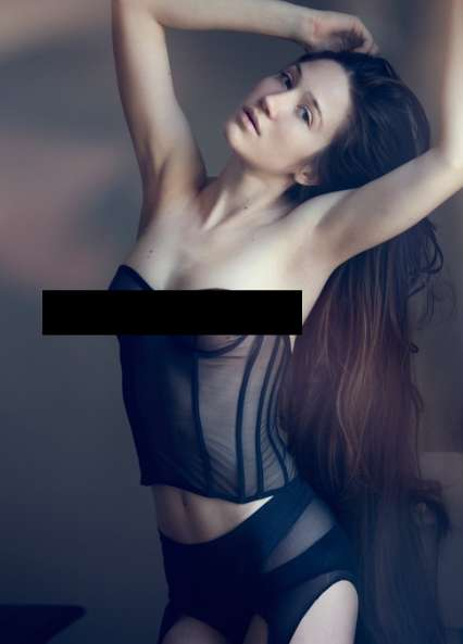 Softly Lift Lingerie Spreads