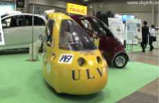 Cost-Efficient Eco Cars - The Ultra Lightweight Vehicle Will Cost 40 Cents Per Charge