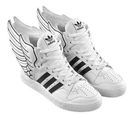 Adidas Wings 2.0 by Jeremy Scott Let You Channel Hermes and Mercury