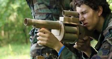 Cardboard Combat Gear
