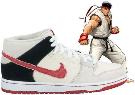 Retro Game Sneakers