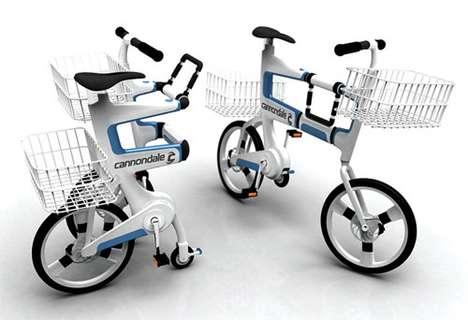 Folding Bike Carts