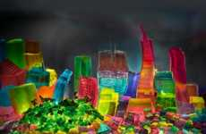 Jelly Cityscapes