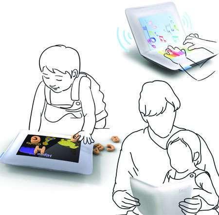 Toddler Touchscreens