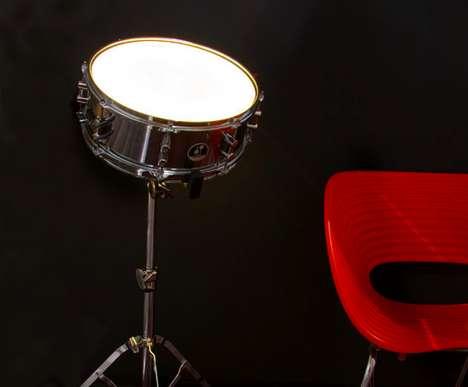 Drummer Home Decor