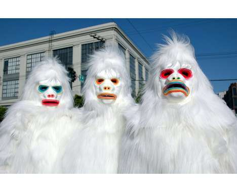 12 Abominable Snowman Sightings