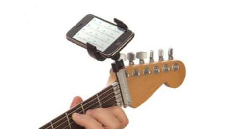 Guitar Gadget Mounts