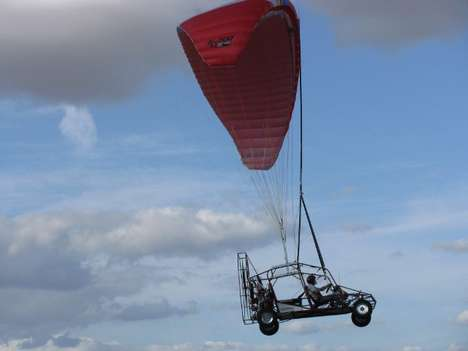 Flying Buggy Concepts
