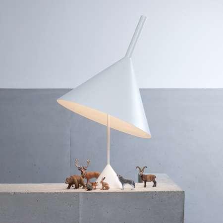 Funnel Lighting Fixtures