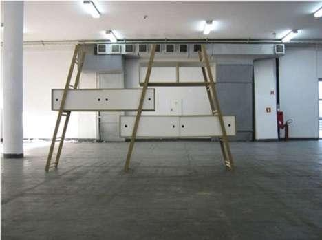 Ladder Storage Systems