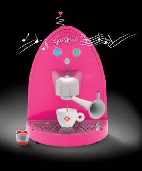 Musical Coffee Makers