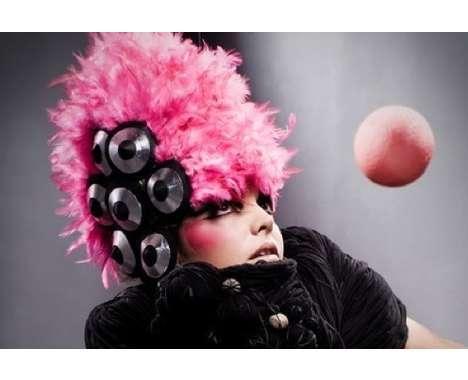 10 Outrageous Pink Hairdos