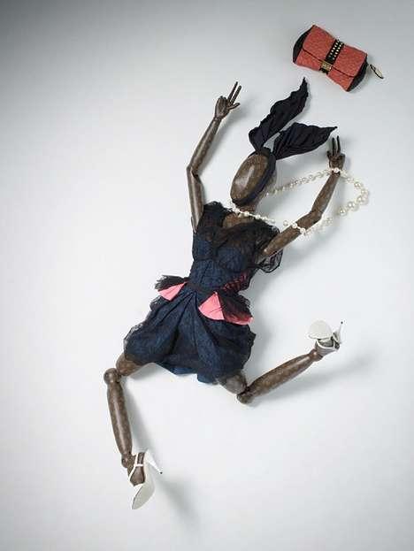 Designer Mannequin Photography