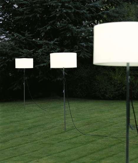 Transportable Floor Lamps