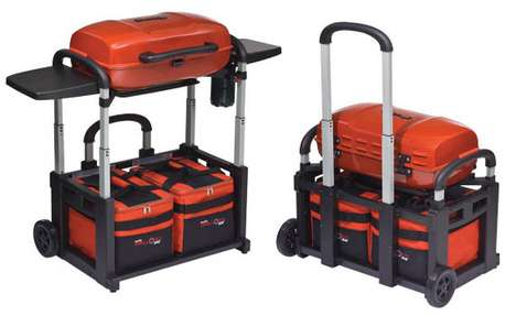 Carry-On BBQ Suitcases