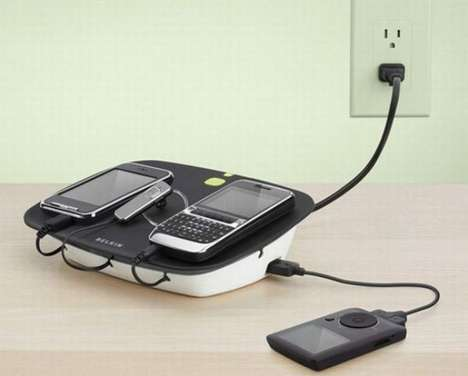 Multi-Gadget Power Pads
