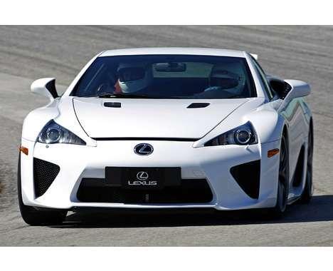 24 Luxury Car Innovations