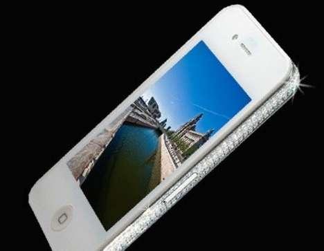 $20,000 Jeweled Phones