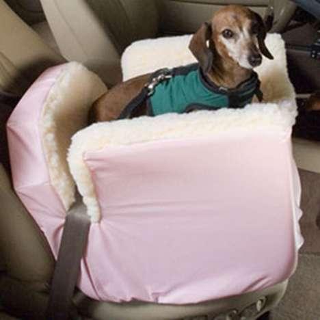 Doggie Car Cribs