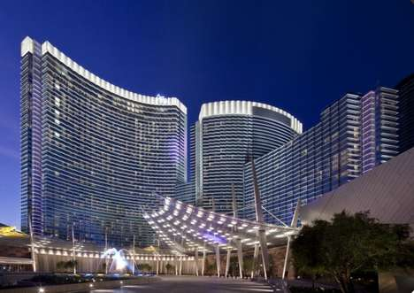 Shimmering Sky-Like Hotels