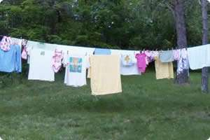 Clothesline Challenges