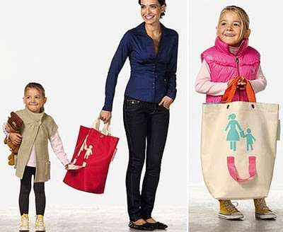 Mother-Daughter Purses