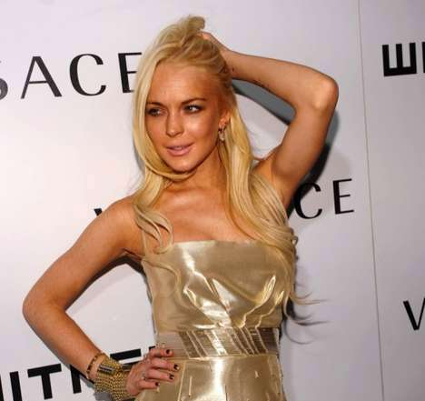 63 Lindsay Lohan Features