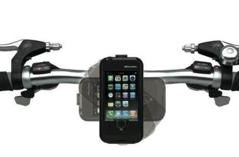 Handlebar Phone Docks